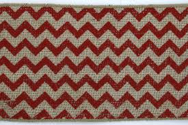 wholesale burlap ribbon chevron burlap ribbon 4 your fabric source wholesale fabric online