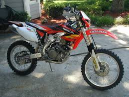 Sold 2003 Crf450r Street Legal