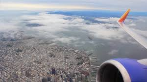 South West Flights by Southwest Flight Wn 6186 Oak Lgb Takeoff From Oakland N723sw