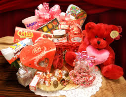 s day gift baskets lovely and delicious s day chocolate gift wrapping ideas