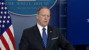 spicer u0027we are not looking at a plan b u0027 on health care bill the