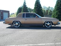 80 cutlass supreme which looks oddly familiar camaros and other