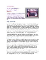 Colors Of The Zodiac by Zodiac Success Story Necktie Brand