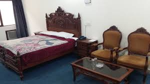 double bed deluxe room u2013 one double bed u2013 lahore hotel