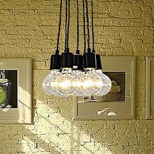 Industrial Chandelier Lighting Black Industrial Chandelier Lighting Amazon Com