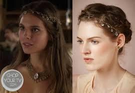 reign tv show hair beads shop your tv reign season 1 episode 6 kenna s glass bead