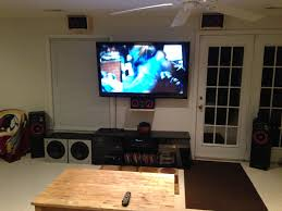 home theater speaker mounts the beginning of a new addiction into ht avs forum home