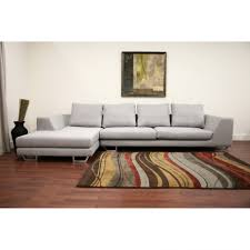 sofas amazing l couch microfiber sectional sofa modern furniture