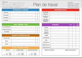 organisation du travail en cuisine modele de plan de travail pour cuisine maison design bahbe com