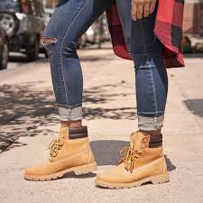 tips for wearing timbs