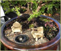 wonderful fairy garden container ideas intended decor