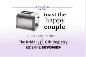 bed bath bridal registry bed bath and beyond registry bangdodo