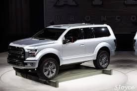 ford bronco 2017 2020 ford bronco is confirmed surprising facts about its with 2020