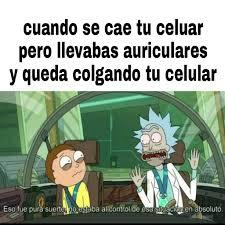 Buenos Memes En Espaã Ol - top memes de rick and morty en español memedroid