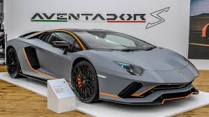 Lamborghini Aventador Off Road - one off lamborghini aventador s u0027opera unica u0027 shown at goodwood