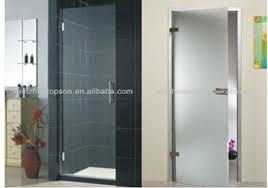 frameless glass exterior doors frameless glass entry door hinge pivot door buy glass bathroom