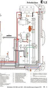 vw beetle alternator wiring diagram dolgular com