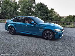 Bmw M3 Blue - first bmw individual atlantis blue f80 m3