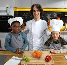 cuisiner avec ses enfants jde en cuisine avec ruben