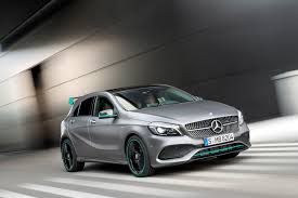 2016 mercedes benz a class range detailed