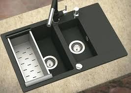 evier de cuisine en granite evier cuisine granit noir 2 bacs sign photo socialfuzz me