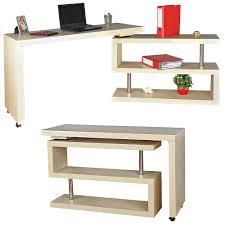 Schreibtisch Dunkelbraun Sekretär Schreibtisch Regal Eckschreibtisch Computertisch Büro