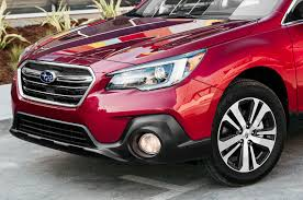 subaru outback 2018 vs 2017 2018 subaru outback 2 5i first test review safe slow and