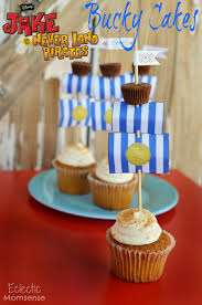 jake and the neverland pirates bucky cupcakes eclectic momsense