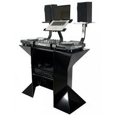 Omnirax Presto 4 Studio Desk X90 Studio Dj Desk Black Xs900 901 Studio Desks Products