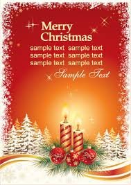 christmas cards free christmas card vector template free vector graphics all free