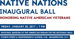 inauguration advertisement sample native nations inaugural ball
