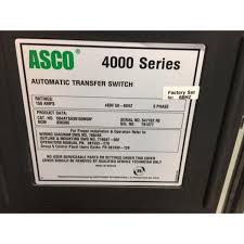 asco 962 transfer switch manual 100 images asco 4000 manual