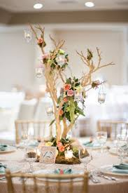 Tall Table Centerpieces by Best 10 No Flower Centerpieces Ideas On Pinterest Bridal
