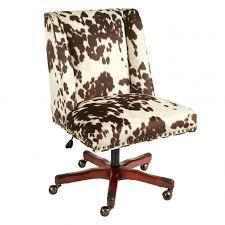 incredible desk chairs healy leopard desk chair zebra drawer swivel home leopard desk chair