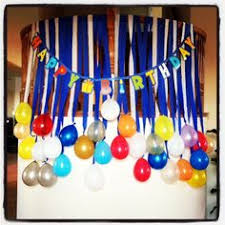 extraordinary birthday decoration at home images by rustic article