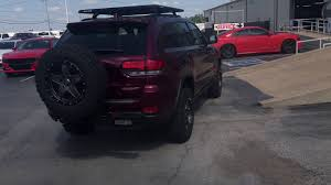 jeep grand cherokee trailhawk off road 2017 jeep grand cherokee trailhawk off road kit by 4wheel parts