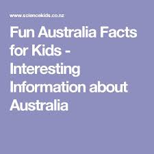 the 25 best australia facts for ideas on