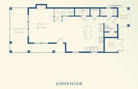 coastal cottage floor plans along the coast cottage vacation rental cottage oyhut bay