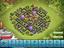 clash of clans farming guide outstanding th8 farming base page 2