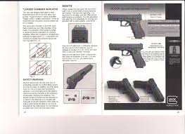 glock instruction manual images reverse search