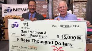 volunteer thanksgiving san francisco give where you live 2014 abc7 thanksgiving food drive abc7news com
