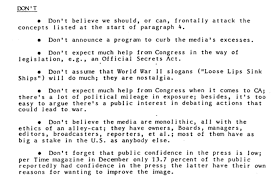 internal memo examples in internal memos cia inspector general portrayed the media as