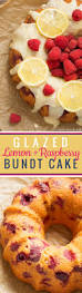 glazed lemon raspberry bundt cake recipe little spice jar