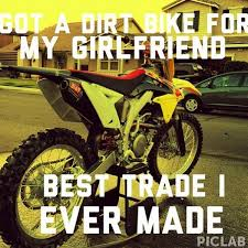 Dirt Bike Memes - mx memes on twitter rt if your dirt bike is all you need http