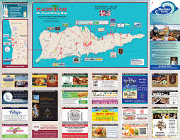 St Croix Map Placestoeatmap