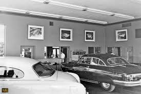 vintage cars drawings lincoln dealership mystery from the william schmidt archives