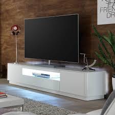 Wohnzimmerm El Gekalkt Tv Board Mit Led Beleuchtung 180 Cm Jetzt Bestellen Unter Https