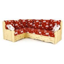 canapé d angle coffre style chalet courchevel grenier alpin