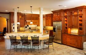 Kitchen Island Height by Hostetler Builders
