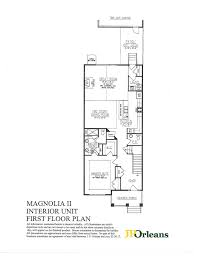 Parts Of A Cathedral Floor Plan by Magnolia Ii At Spring Oak Jporleans